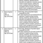 SZABIST Islamabad Jobs August 2015 Project Staff Advertisement