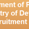 NTS Test Sample Papers For Ministry Of Defence Jobs, Paper Pattern