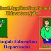 NTS Educators Jobs Advertisement 2017-2018 How to Apply NTS Form Download