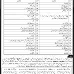 National Logistics Cell Lahore NLC Jobs 2016 ISPR Rawalpindi Application Form www.nlc.com.pk