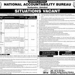 NAB Islamabad NTS Jobs 2017 Application Form Jang Sunday Advertisement