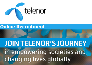 Telenor Pakistan Jobs 2018 Careers Lahore, Islamabad, Peshawar