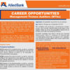 Allied Bank MTAs Jobs Management Trainee Authority www.abl.com Online