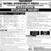 NAB Karachi NTS Jobs 2016 October Advertisement Application Form Download