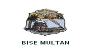 Multan Board 9th, 10th Class Model Papers 2018 bisemultan.edu.pk Download