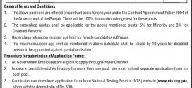 Charge Nurse Female Jobs 2017 NTS Primary and Secondary Healthcare Department