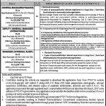 TEVTA Jobs 2017 March Advertisement Application Form For Punjab Province