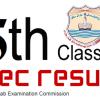 Gujranwala Board 5th Class Result 2017 PEC bisegrw.com Check Online