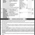 National Counter Terrorism Authority Islamabad NACTA PTS Jobs 2017 www.pts.org.pk