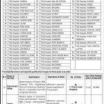 NTS Government Jobs 2017 Primary And Secondary Healthcare Department Form