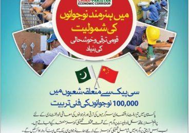Prime Minister Youth Skills Development Program 2018 Form Download Advertisement