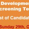 Faisalabad Development Authority FDA Jobs NTS Test Result 2017 Answer Keys 29th October