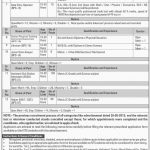 GEPCO Jobs 2017 Gujranwala Electric Power Company Limited NTS Application Form