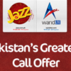 Jazz Warid Offer 2018 Monthly, Weekly, Haftawar, Daily Package Charges Activation Code