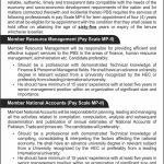 Pakistan Bureau of Statistics Islamabad jobs 2017 Application Form