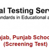 AEO NTS Test Sample Paper Syllabus Pattern Past Paper MCQs Online Preparation