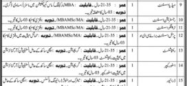 Sindh Healthcare Commission Jobs 2017 SHCC Application Form Download
