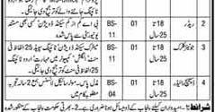 Punjab Labour Court Lahore Jobs 2018 Application Form Eligibility Criteria Last Date