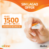 Ufone Sim Lagao Offer 2018 U2U Free Minutes 1500, SMS, Internet Code Without Charges