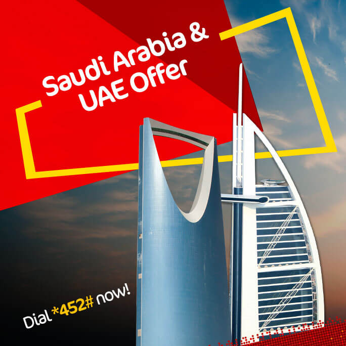Jazz International Call Packages 2018 for Saudi Arabia Hajj Umrah International Roaming