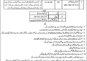SPU Punjab Police Senior Security Constable Jobs 2018 Application Form Last Date