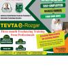 TEVTA E-Rozgaar Training Program 2018 BY CM Punjab GOVT in Faisalabad, Lahore, Rawalpindi
